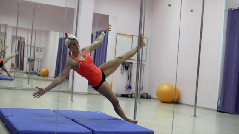 MaryLi pole dance в Твери