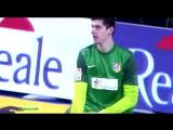 Гол Криштиану Роналду в ворота Атлетико Мадрид - VINE