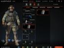 видео обзор на мой склад и аккаунт в Warface