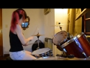 Linkin Park Faint Drum Cover (by Nea Batera)