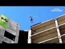 Люди невероятны- прыжки на батутах