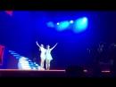 Violetta LIVE 2015 - Veo veo acoustic and Más que dos
