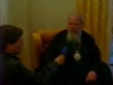 600 секунд. А.Невзоров и Патриарх Алексий II (1991)