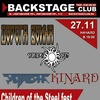 27.11.16 Сhildren of the Steel Fest / BackStage