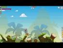 Мега-прыжок носорога -D