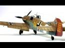 Messerschmitt Bf 109F-4 Eduard 1:48 Hans-Joachim Marseille Step by Step