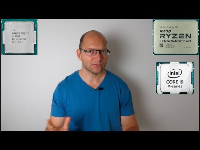 Почему 4х ядерный процессор быстрее многоядерного CPU в играх?