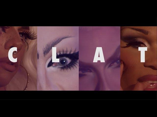 Aja, Alexis Michelle, Peppermint Sasha Velour - C.L.A.T. (Feat. DJ Mitch Ferrino) [Official Video]