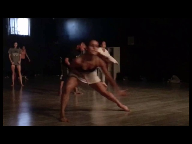 Erica Klein in Cat Cogliandro's class Gale song by The Lumineers