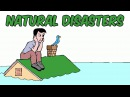 Natural Disasters For Kids | Types Of Disasters | Preschool Learning Educational Videos For Kids
