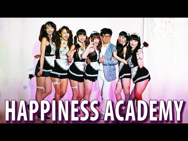 Raelian Happiness Academy world tour 2016