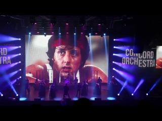 CONCORD ORCHESTRA [live] - Eye of the tiger (cover Survivor) 11 ноября 2017 Воронеж