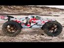Покатушки по бездорожью на монстр-траке DHK HOBBY 8384 от ru.GearBest!