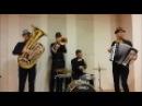 SCHNAPS PROMО. Квартет из Ижевска. Аккордеон, туба, тромбон, барабаны, баян.