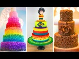 Amazing Cake Decorating Techniques 2017  Most Satisfying Cake Video &amp Cake Style 2017