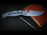 Spyderco Farid K2. Меч - складенец. Обзор реплики.