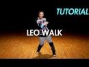 How to Leo Walk (Locking Dance Moves Tutorial) | Mihran Kirakosian