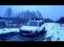 Бездорожье 2016 Полный привод SUV Покатушки Нива 4х4
