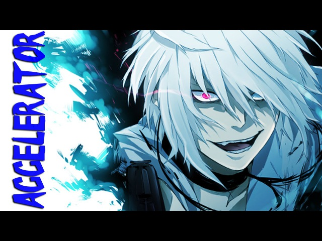 「Accelerator AMV」Cage The Beast
