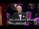 Mel Brooks is awarded the BAFTA Fellowship - The British Academy Film Awards 2017 - BBC One