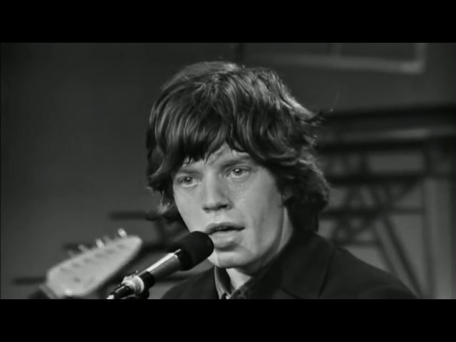 Musicless Musicvideo ROLLING STONES 1964 live at the T A M I show