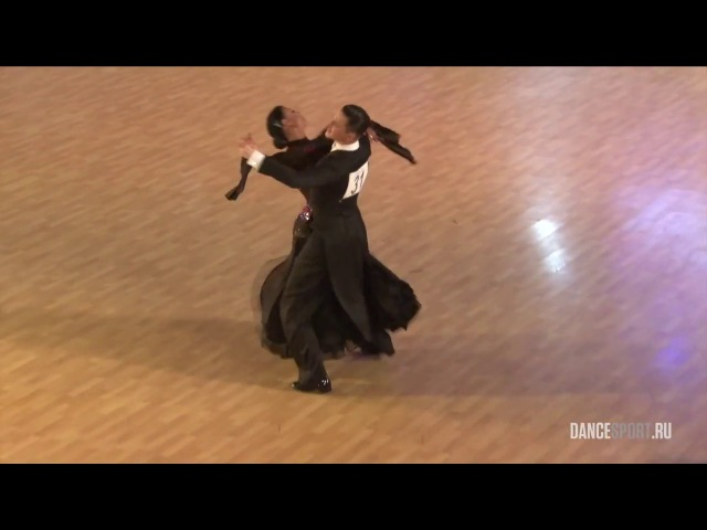 Dmitry Kulebakin - Maria Chernykh, RUS, 1/2 English Waltz