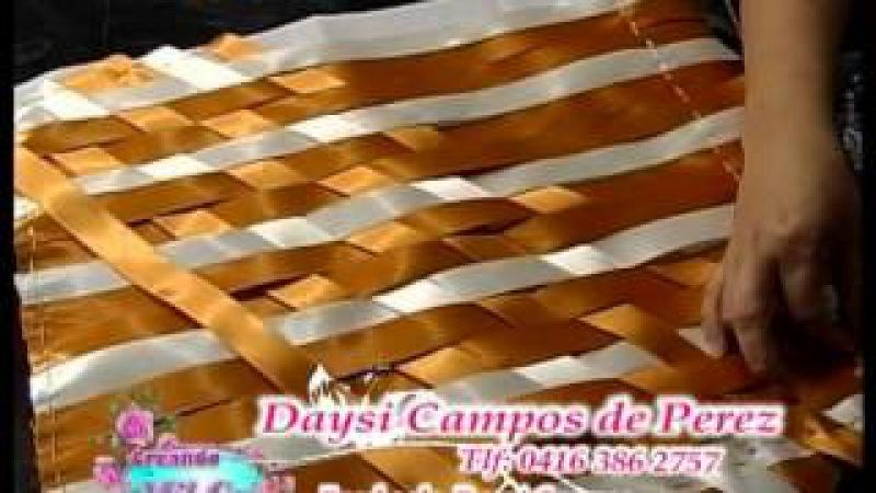 CREANDO CON MILCAR DAYSI CAMPOS DE PEREZ (TRENZADOS 3)