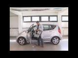 Как снять карту двери на Mercedes-Benz A-klass