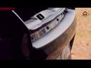 Накладка на задний бампер Datsun on-DO (russ-