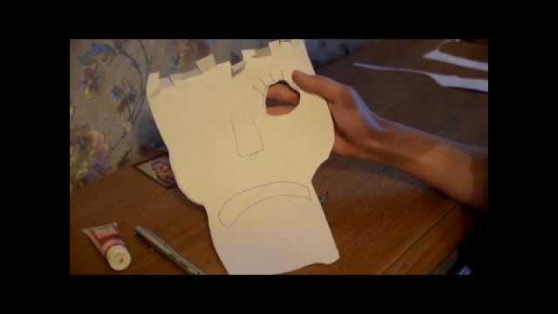 Руки-грейферы выпуск 987 (маска для хэллуина)