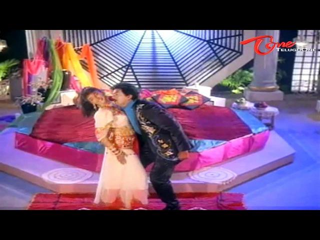 Ratha Saradhi Telugu Songs Narmadhaa Nadhi Theeramlo Raveena Tandon Vinod Kumar