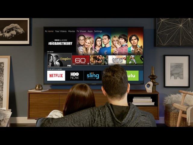 Introducing Element 4K Ultra HD Smart TV – Amazon Fire TV Edition