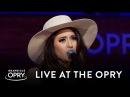 Alyssa Bonagura Rebel Live at the Grand Ole Opry Opry