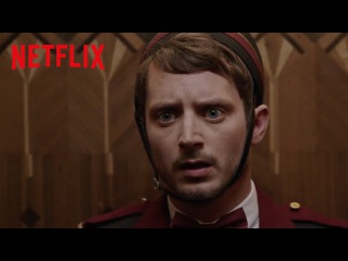 Dirk Gently's Holistic Detective Agency | Official Trailer [HD] | Netflix