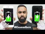 IPhone 7 Plus Battery Charging Test (vs iPad Charger) - ChargeGate