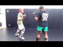 Tang Soo Do vs Muay Thai at OC Open Martial Arts Sparring