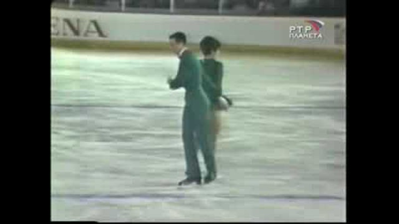 Ice Dance: Pakhomova and Gorshkov 1(2)