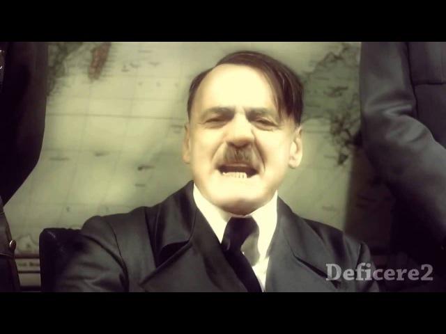 Adolf Hitler The Fegelein Song ( Lollipop Remix Parody )