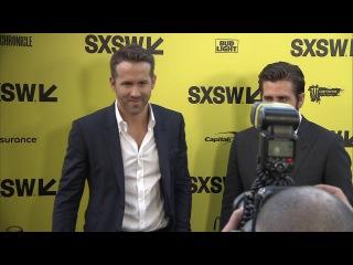 Life: SXSW World Movie Premiere Arrivals - Ryan Reynolds, Jake Gyllenhaal, Olga Dihovichnaya