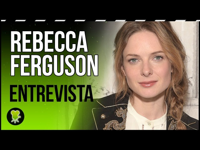 Rebecca Ferguson: He intentado no copiar a Ripley en 'Life (Vida)'