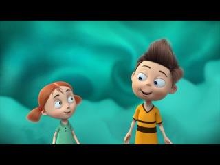 Ангел Бэби - Атланты и Кариатиды - Развивающий мультик для детей (24 серия)