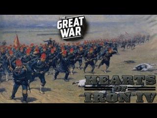 Прохождение за Османскую Империю - The Great War - Hearts Of Iron 4 (День Победы 4) 1