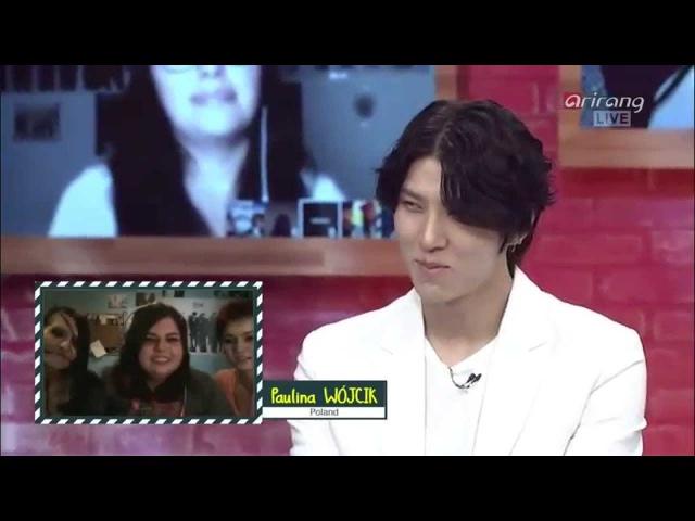 (150825) ASC with VIXX- rapper Leo vocalist Ravi [래퍼레오48372;컬라비]