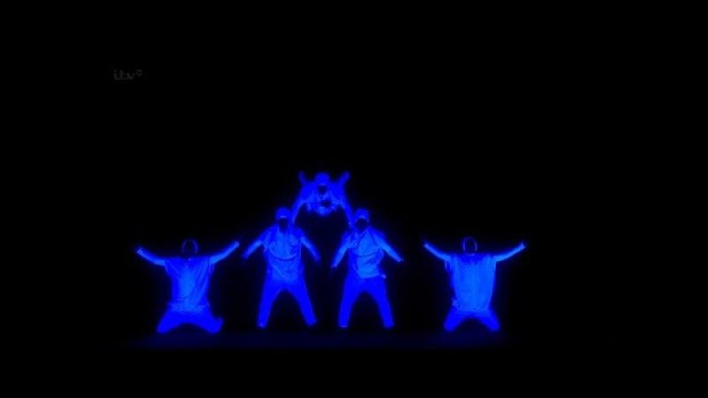 Britain's Got Talent 2015 S09E12 Semi Finals 2 UDI Amazing Light Dance Troupe