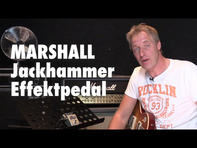Marshall Jackhammer JH-1 Overdrive Distortion
