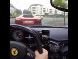 Lamborghini just Farted