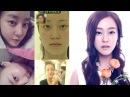 13 корейских поп-идолов до и после макияжа