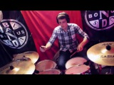 Rowbens - Between Angels and lnsects ( Papa Roach live cover )
