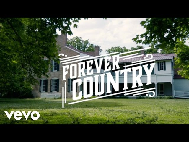 Artists Of Then, Now Forever - Forever Country