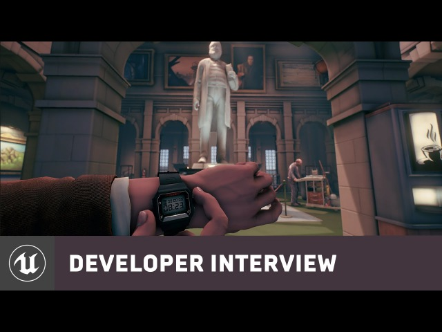 The Occupation by White Paper Games | Rezzed 2017 Developer Interview | Unreal Engine